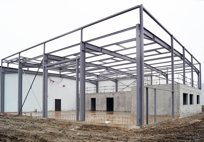 Commande priv e construction d 39 un atelier industriel - Cout de construction d un batiment industriel ...